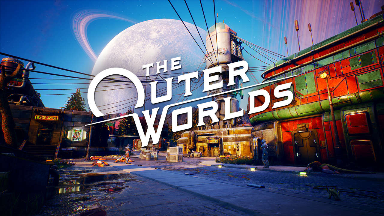 The Outer Worlds Salah Satu Game RPG Yang Layak Ditunggu