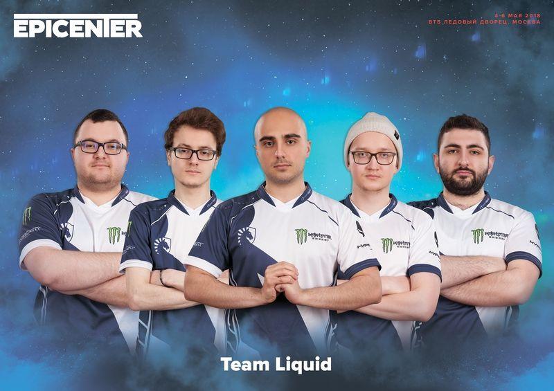 Tim Dota Liquid Menjadi Salah Satu Juara Aegis Of The Immortal 2017