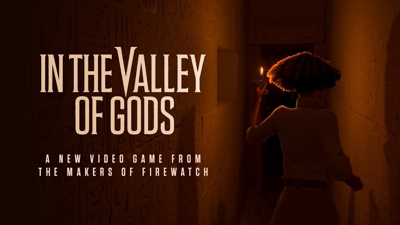 In The Valley Of Gods Games Yang Mengambil Tema The Mummy